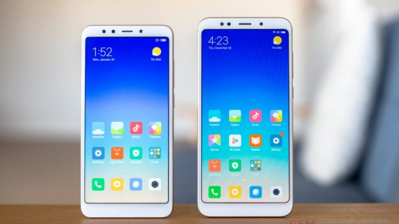 MIUI 10 2 4 0 OEGCNXM stable starts arriving on Redmi 5 Plus