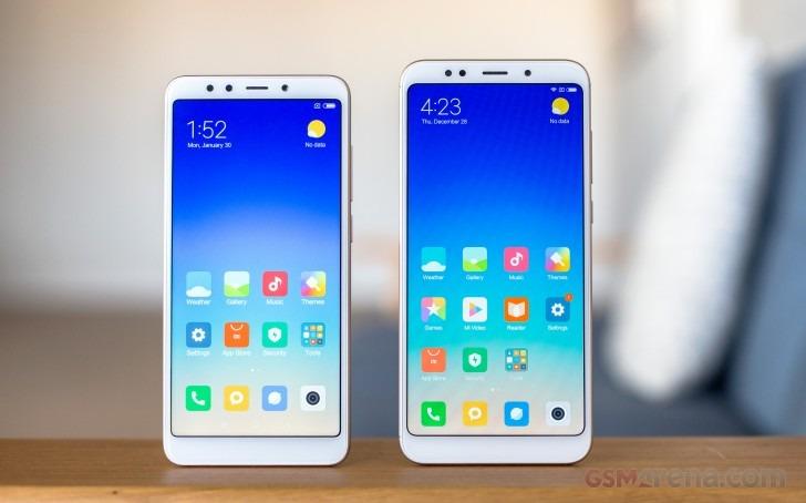 Xiaomi Redmi 5 Plus specs