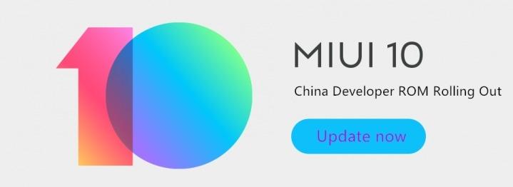 Miui global beta ROM 9.8.20