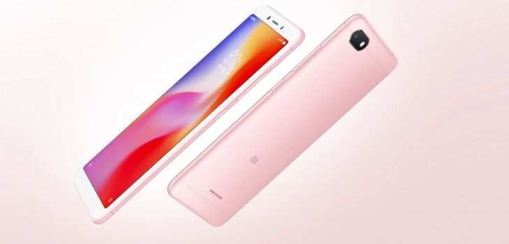 Xiaomi Redmi 6a Specifications